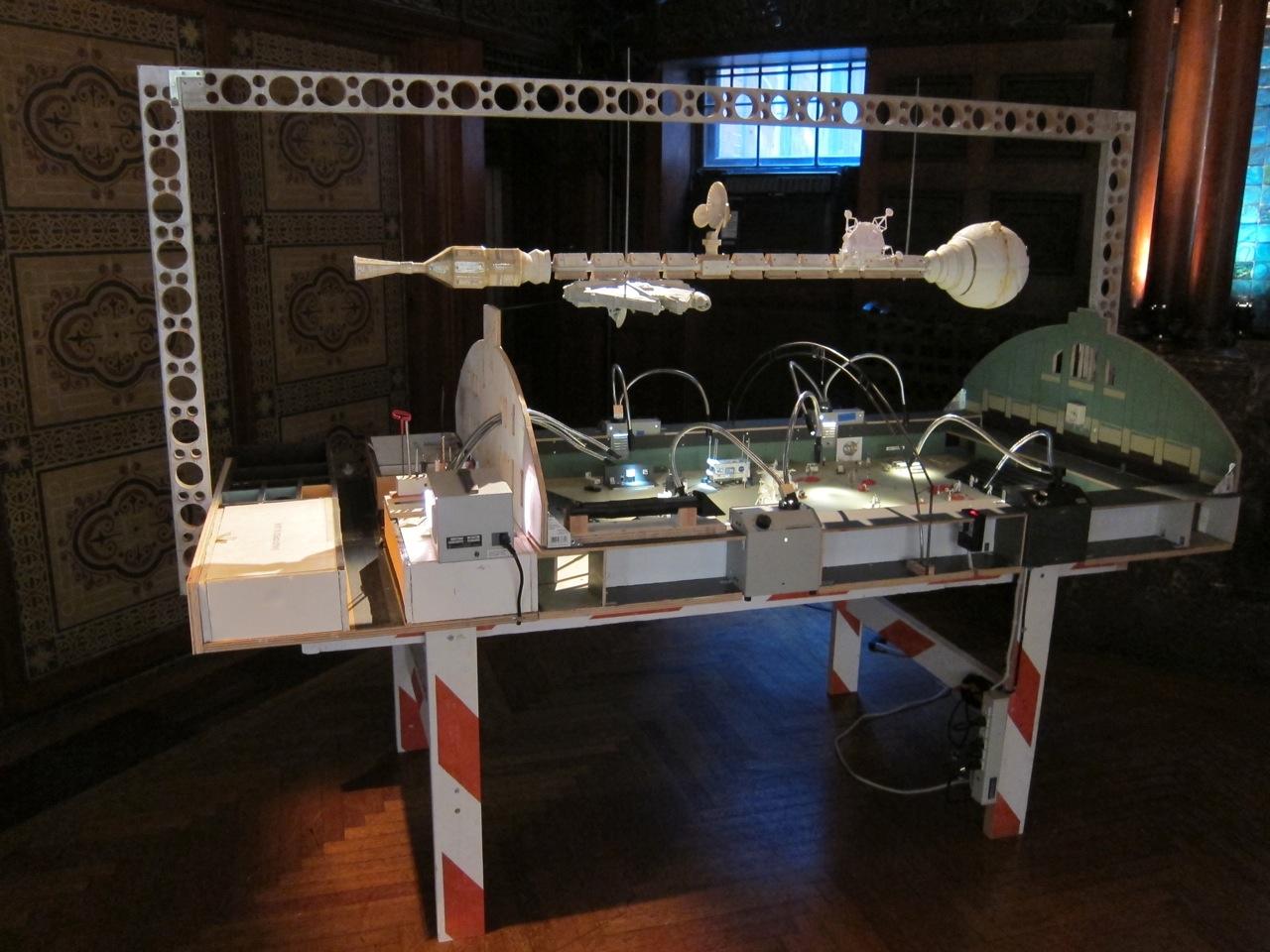 Tom Sachs Space Program Mars AM 01