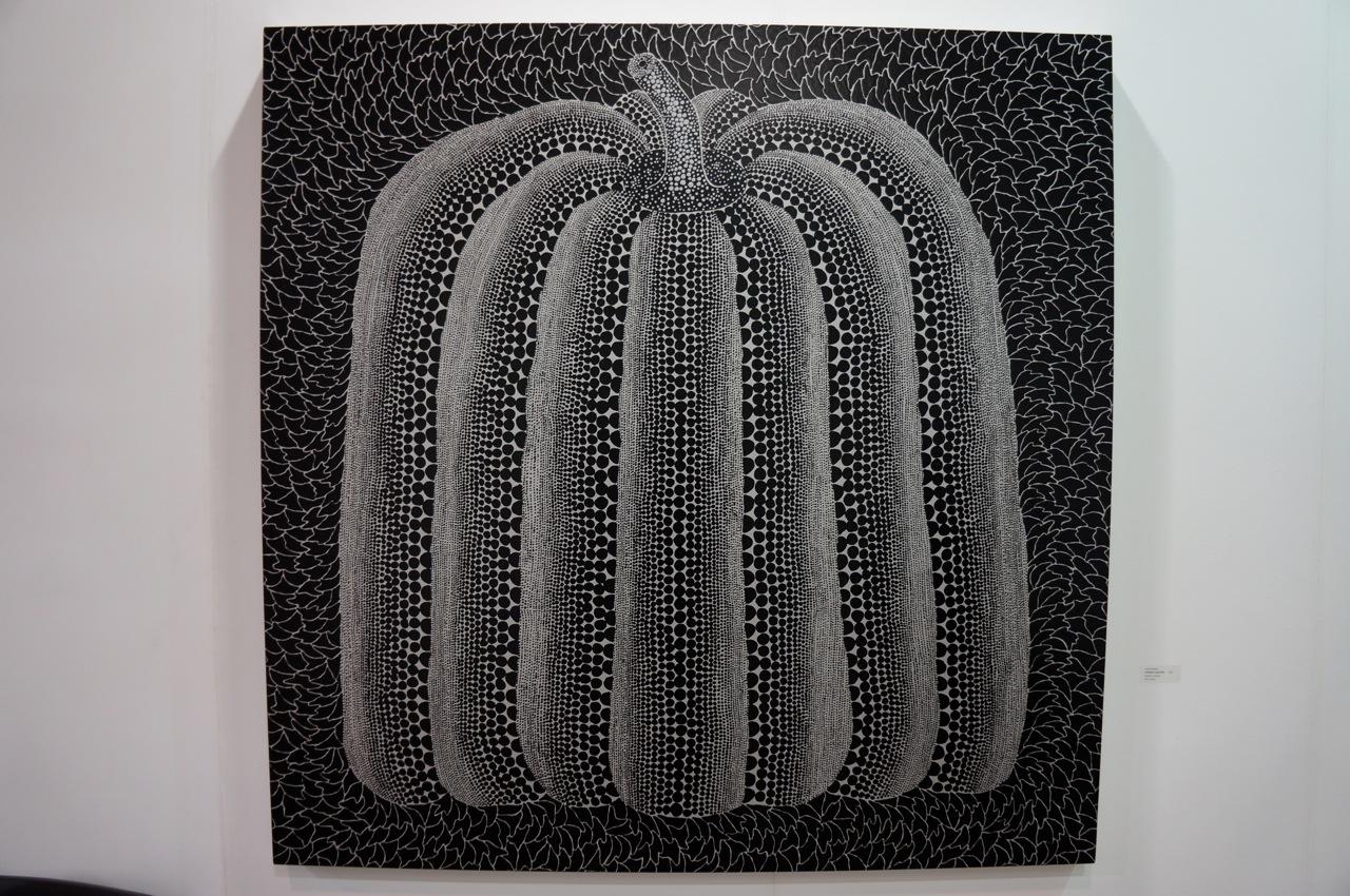 Art HK Yayoi Kusama  12