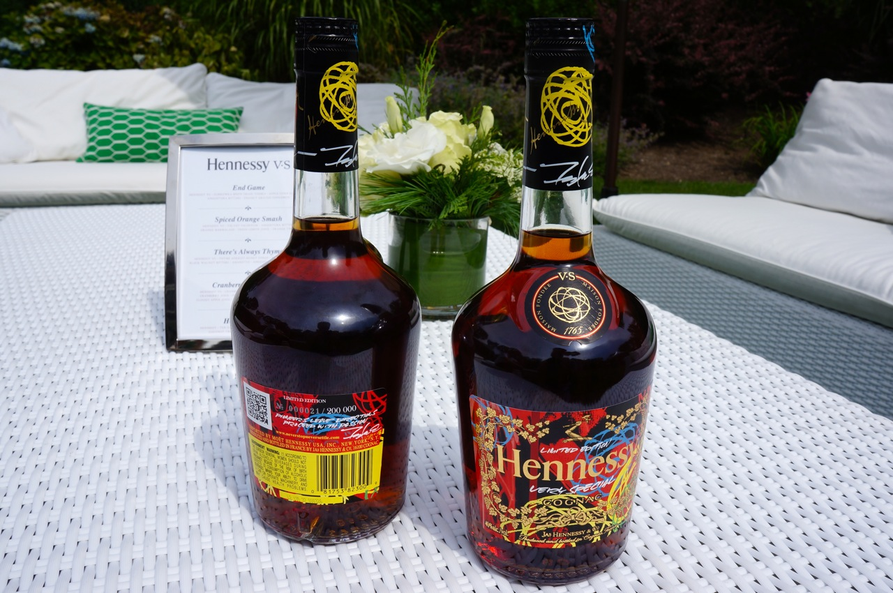 Futura Hennessy Bottle AM 01
