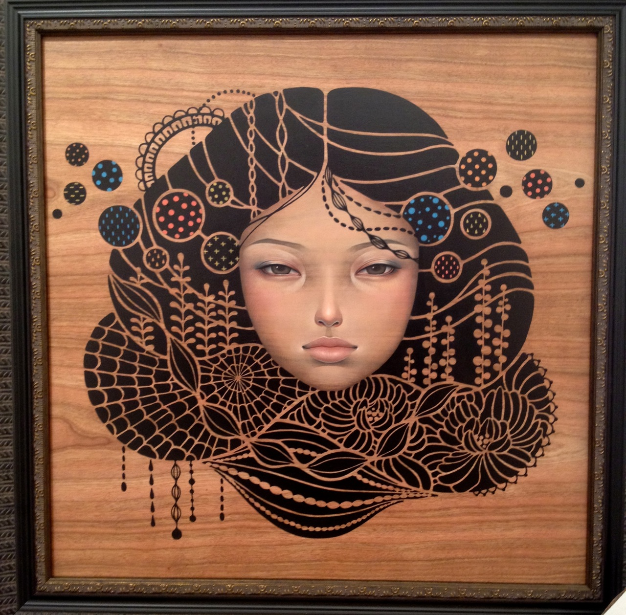 Audrey Kawasaki Levine Midnight AM 1