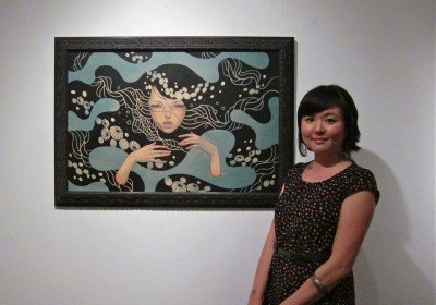 Audrey Kawasaki Midnight Levine AM 36