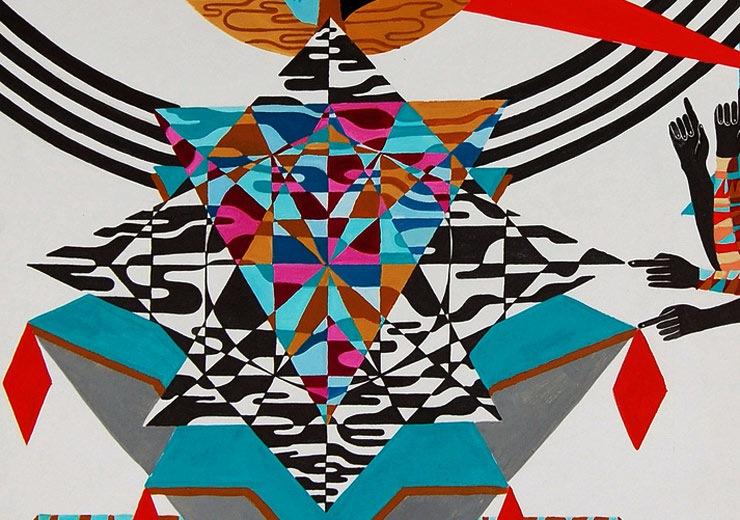 BSA Geometricks AM 3