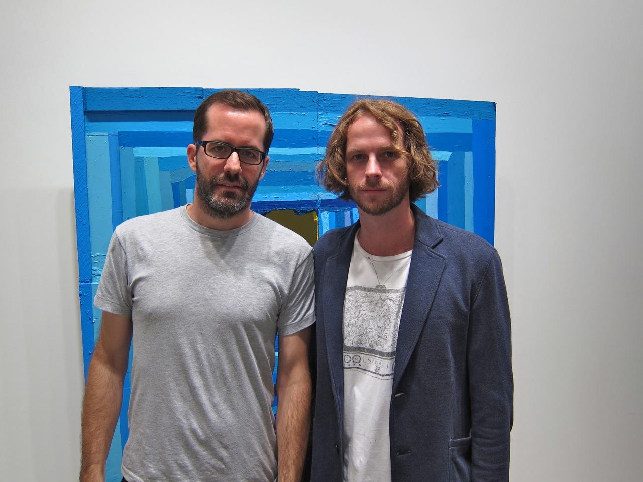 Chris Johanson Mitchell-Innes & Nash AM 01