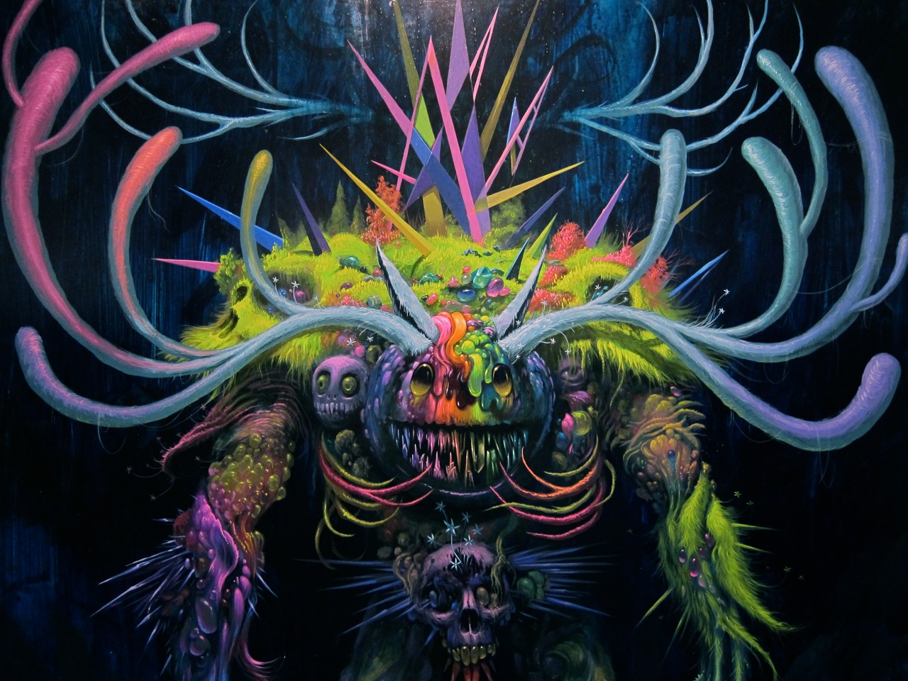 Jeff Soto Levine Decay AM 0