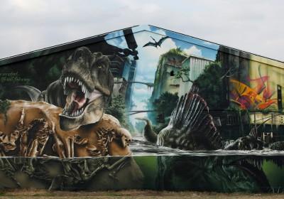 MadC Dino Wall
