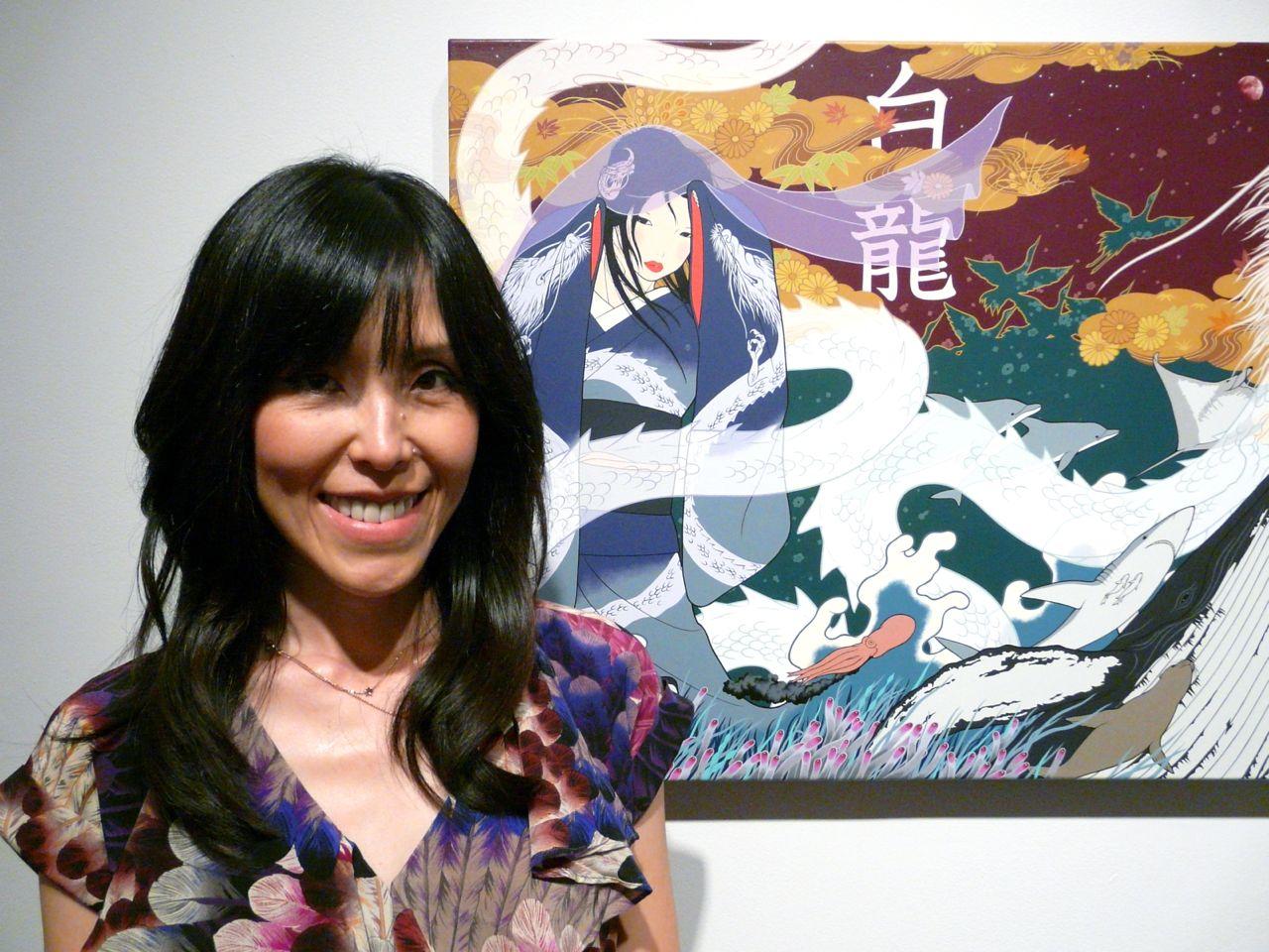 Yumiko Kayukawa Interview Artist Yumiko Kayukawa