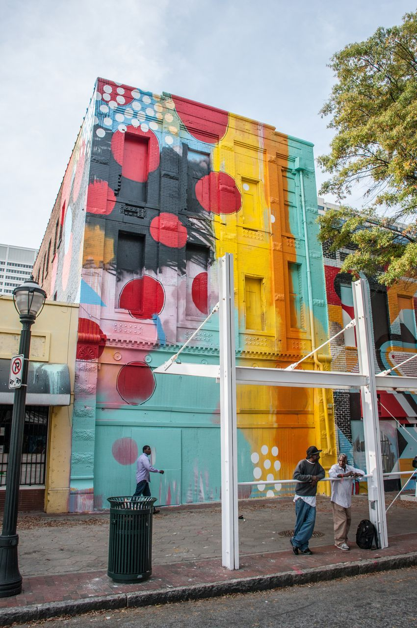 "Streets: ""Elevate South Broad Mural Projects"" (Atlanta ..."