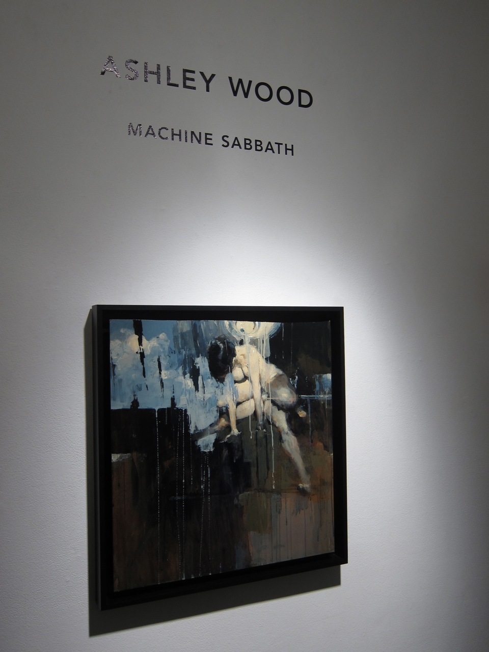Ashley Wood Machine Levine AM 29