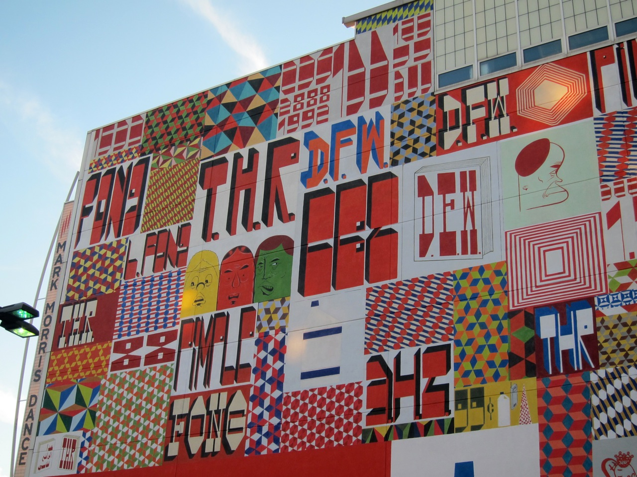 Barry Moore BAM Brooklyn Mural AM 01