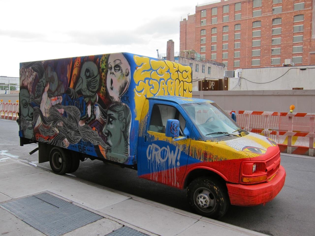David Ellis Truck AM 18