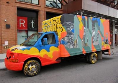 David Ellis Truck AM 16