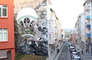 Claudia Ethos in Istanbul, Turkey.