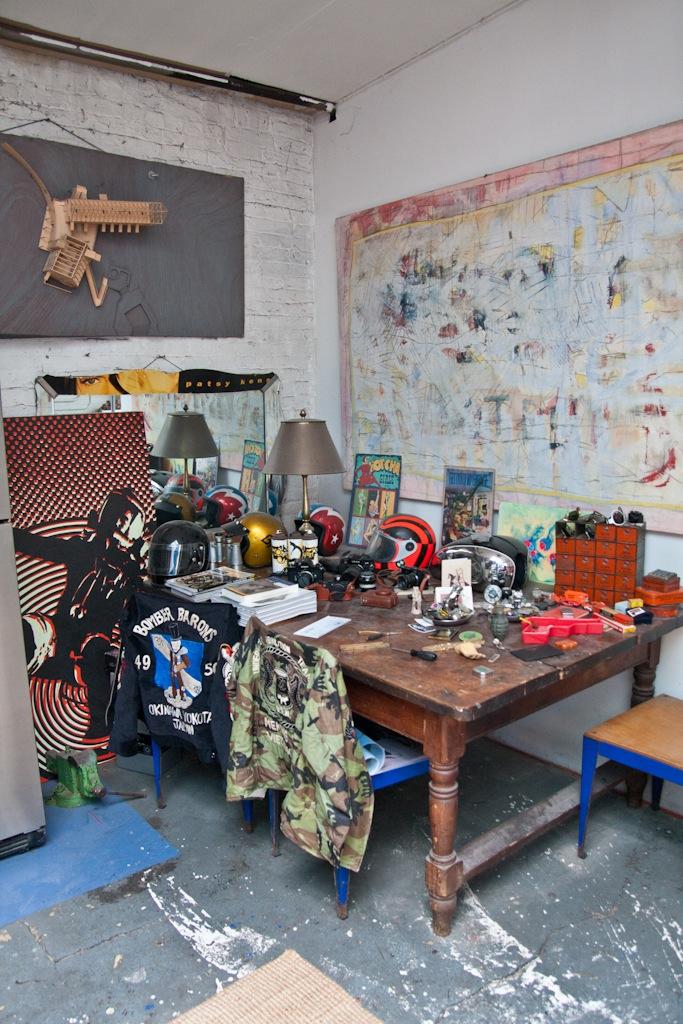 Dylan Egon Studio Visit AM 38