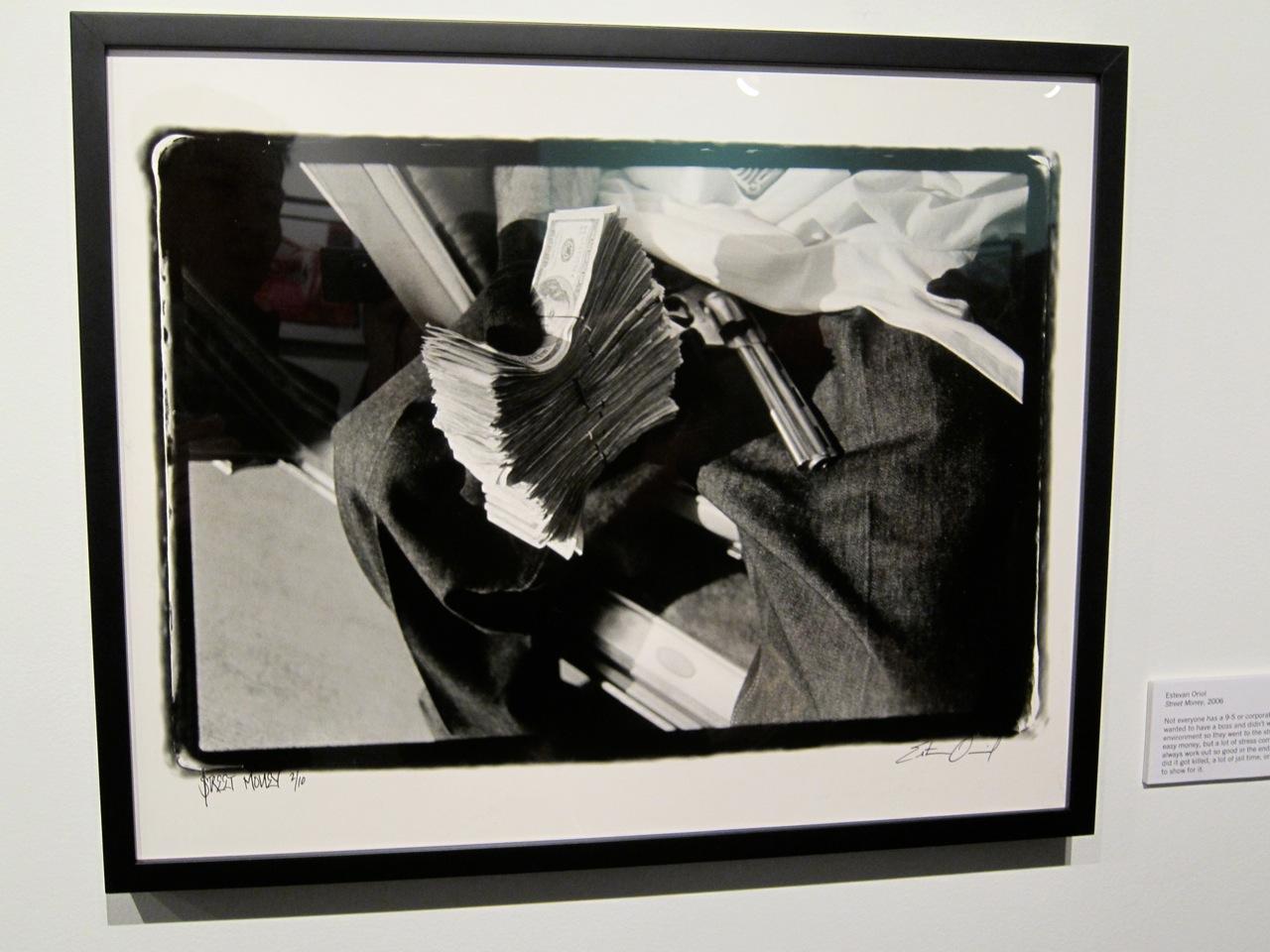 Eriberto Estevan Oriol Carmichael NYC AM 49