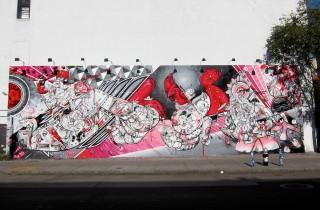 How & Nosm Bowery Houston Mural AM 01