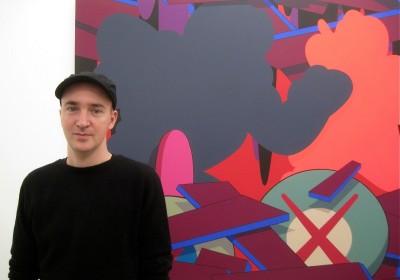 KAWS Paris Galerie Perrotin AM Imaginary Friends1