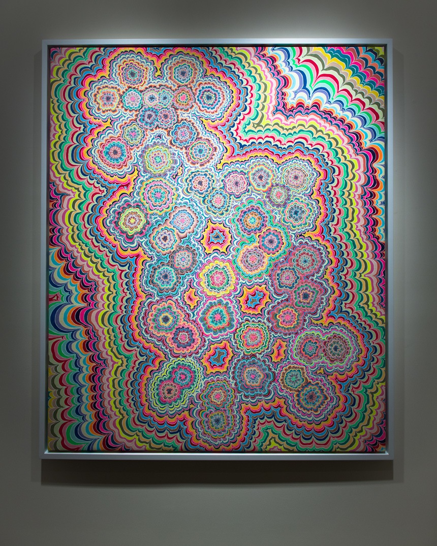 Kelsey Brooks at Quint Contemporary Art, La Jolla, CA, USA
