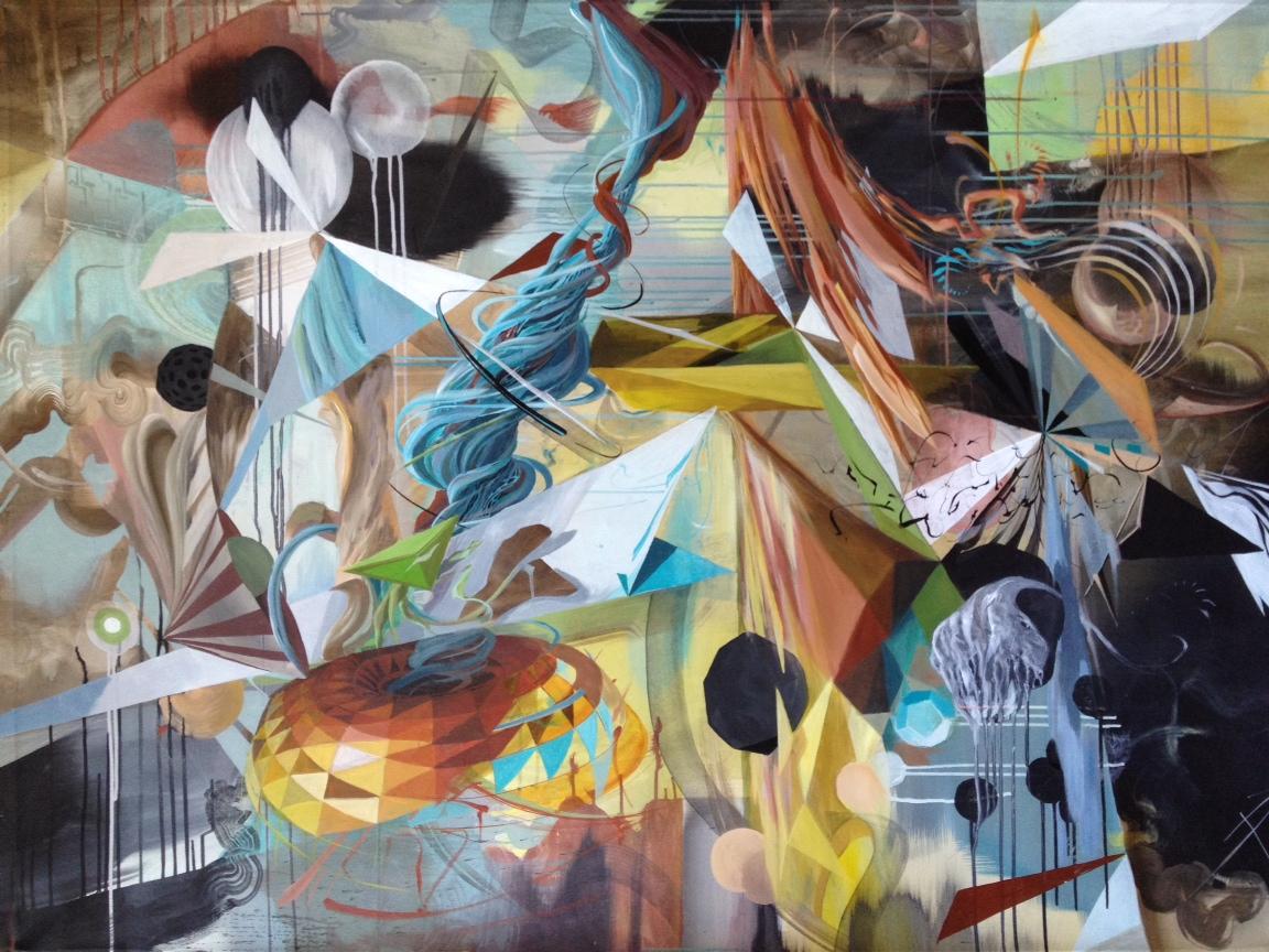 Oliver Vernon / Damon Soule collaboration