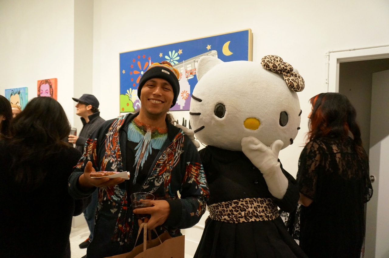 Hello Kitty Art Show NYC AM 27