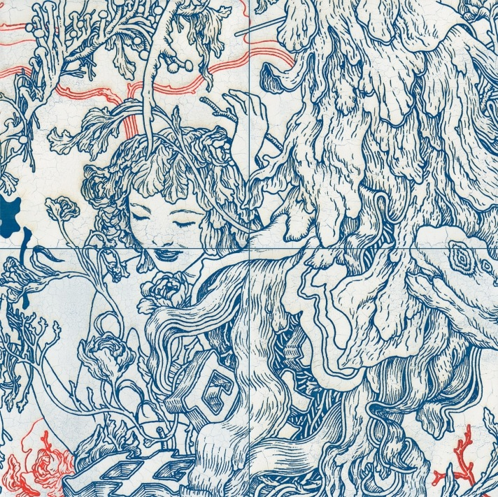 James Jean Tilton Gallery Parallel AM 07