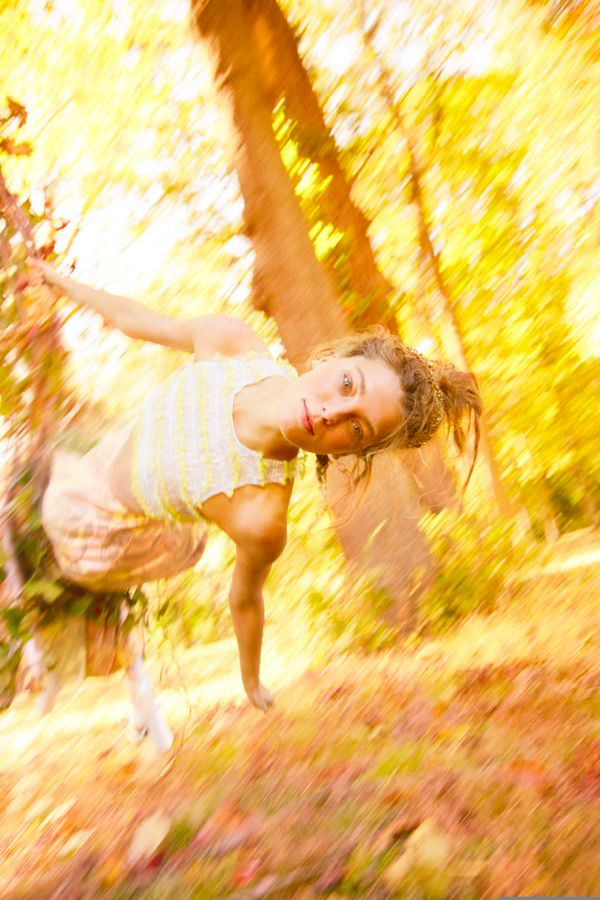 Daria Werbowy by Ryan McGinley (Earth Angel - W January 2013) 8