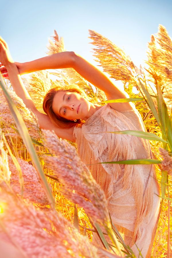 Daria Werbowy by Ryan McGinley (Earth Angel - W January 2013) 3