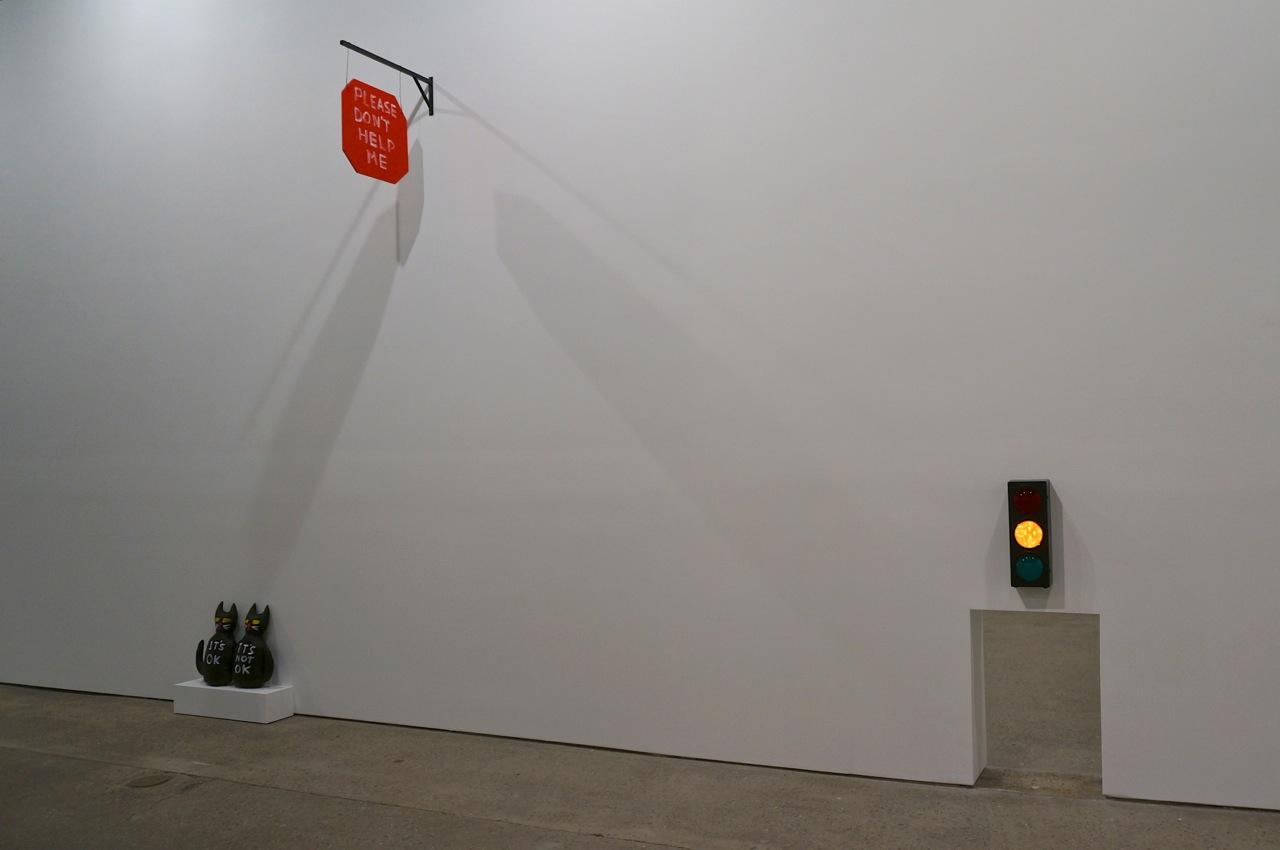 David Shrigley Anton Kern AM 01