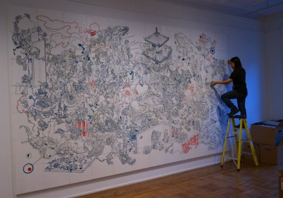 James Jean Tilton Gallery AM 03