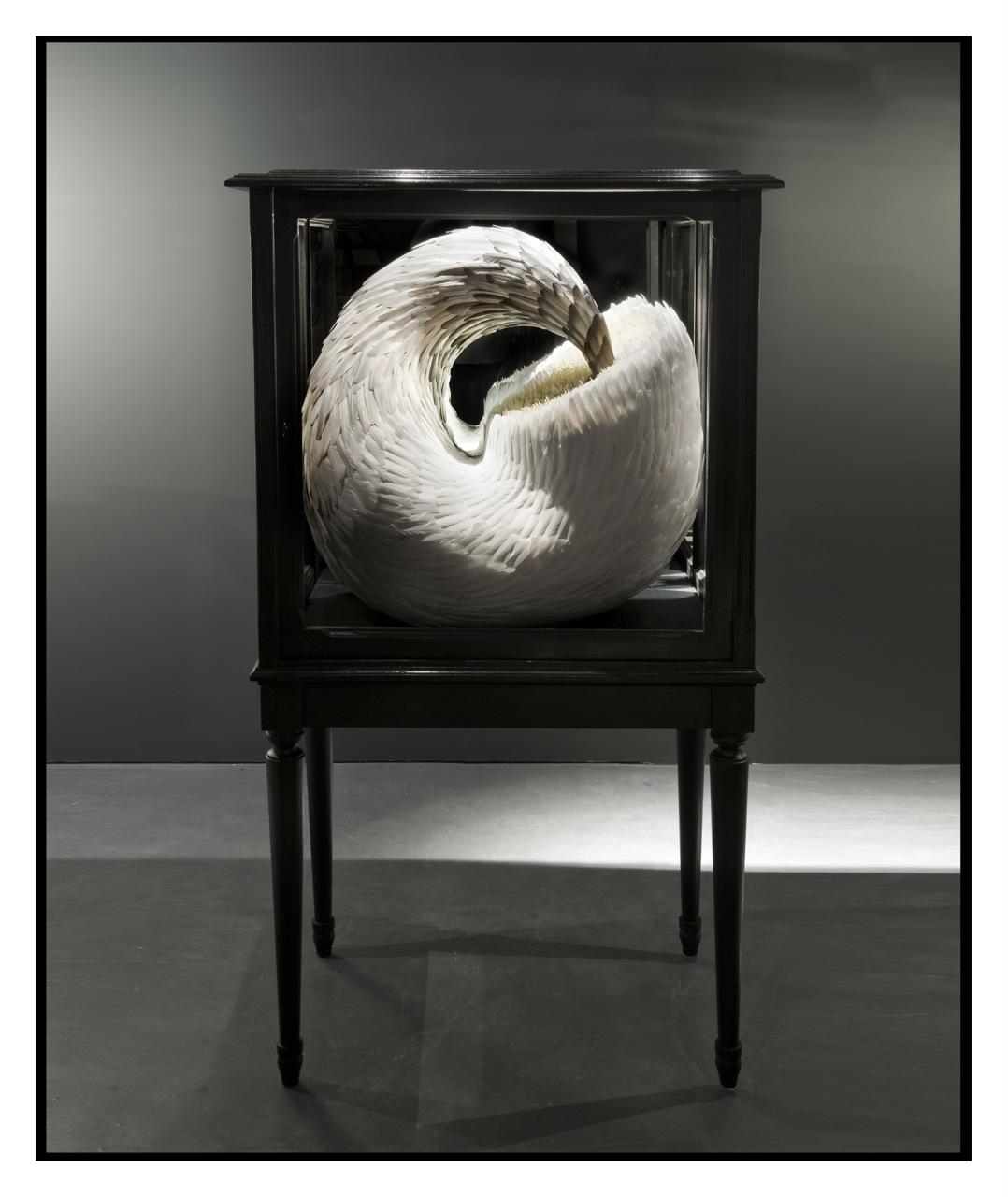 Charles-Matton-Studio-of-a-Rhinoceros-Sculptor-2001-©-Courtesy-All-Visual-Arts-photography-Tessa-Angus