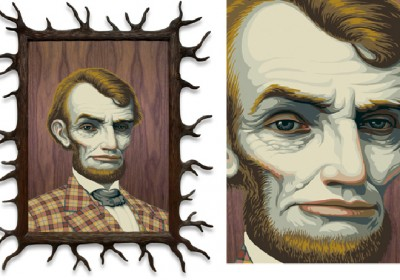 Mark Ryden Wood Lincoln AM
