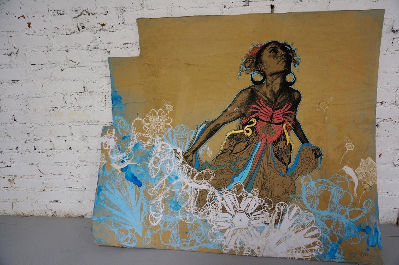 Swoon Thalassa Paper Monster AM 1