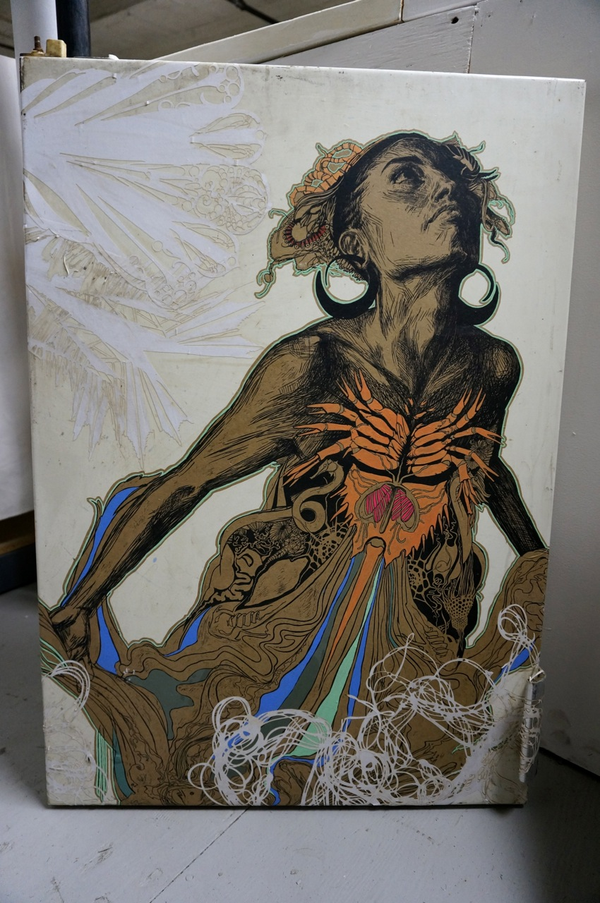 Swoon Thalassa Paper Monster AM 2