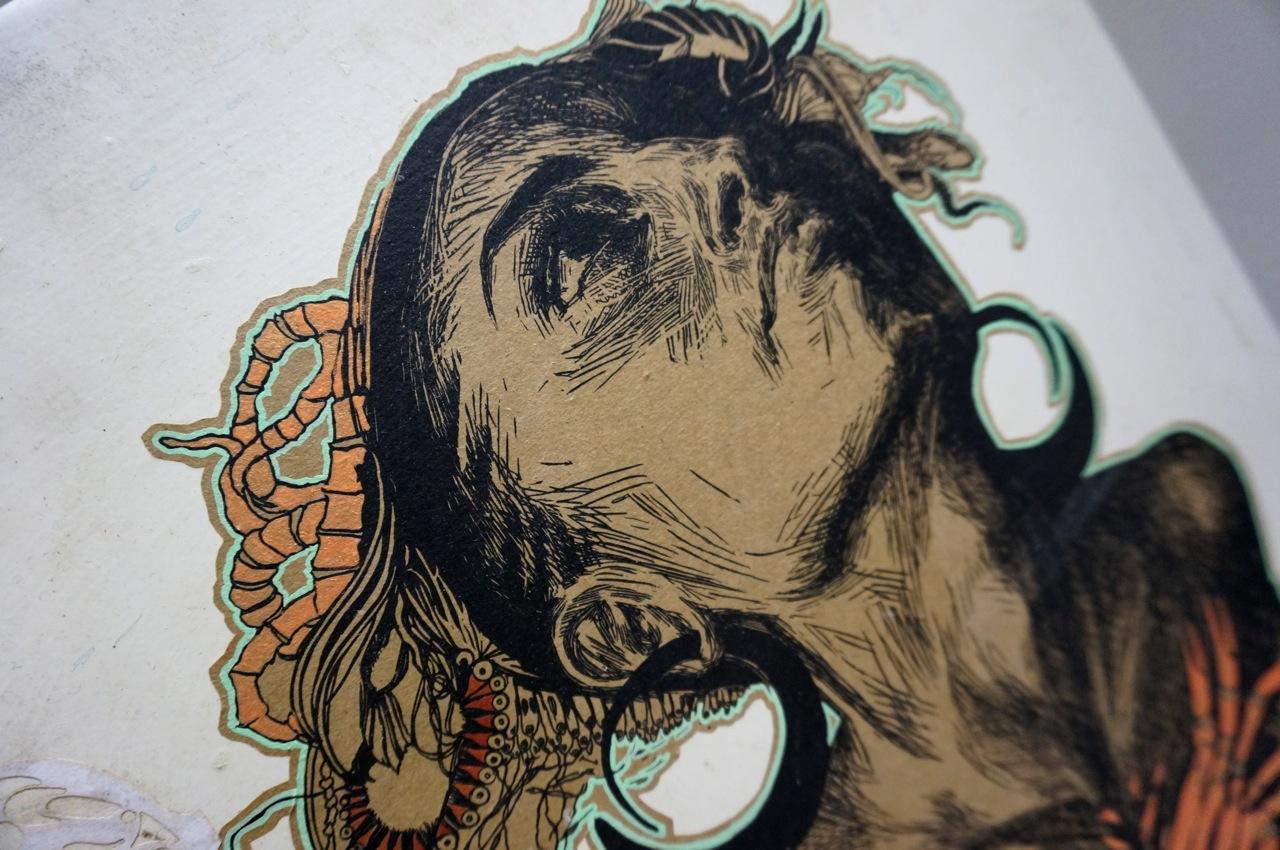 Swoon Thalassa Paper Monster AM 6