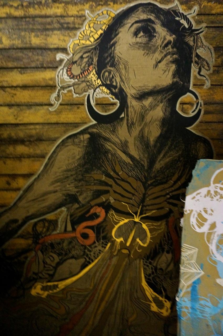 Swoon Thalassa Paper Monster AM 8