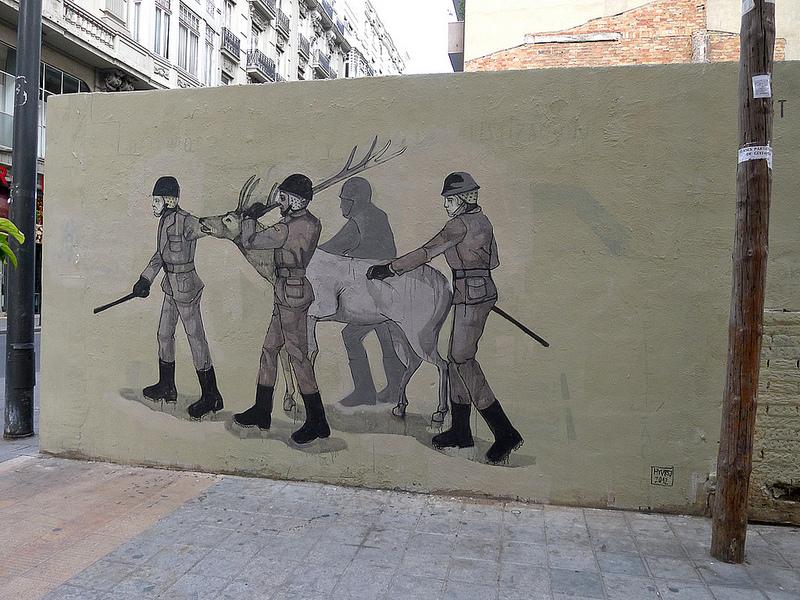 Hyuro in Valencia, Spain.