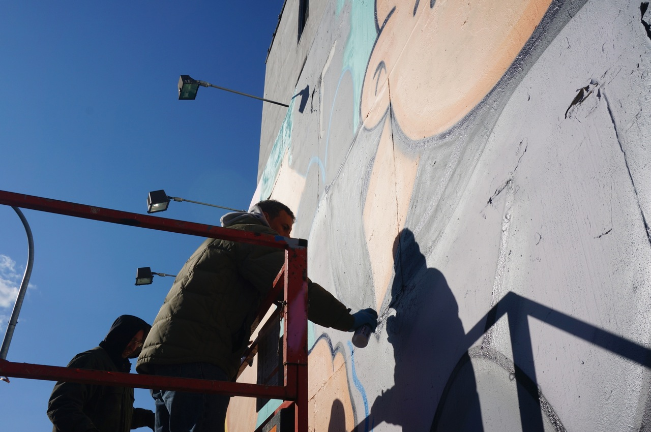 Crash John Matos Houston Bowery Mural AM 01
