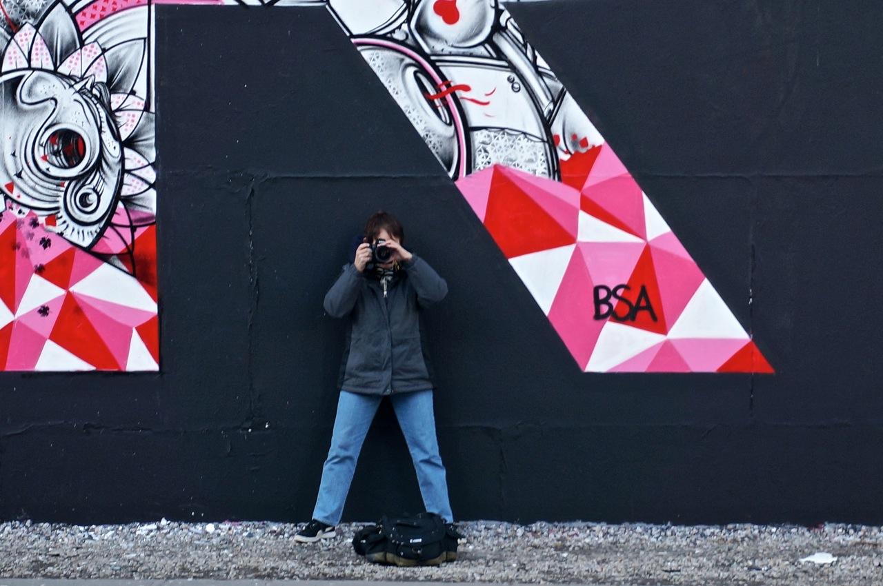 Martha Cooper Houston Bowery Mural AM 01