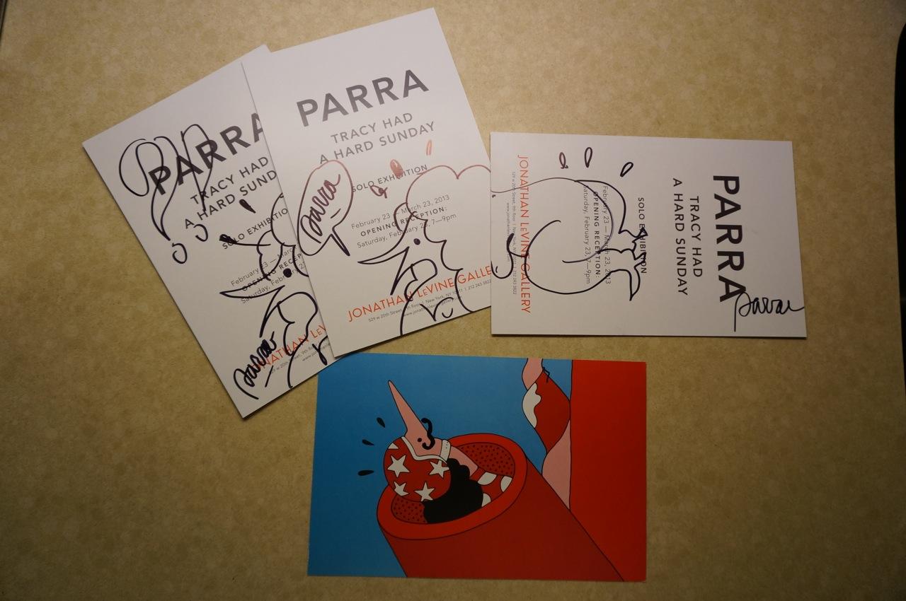 Parra Levine NYC AM 06