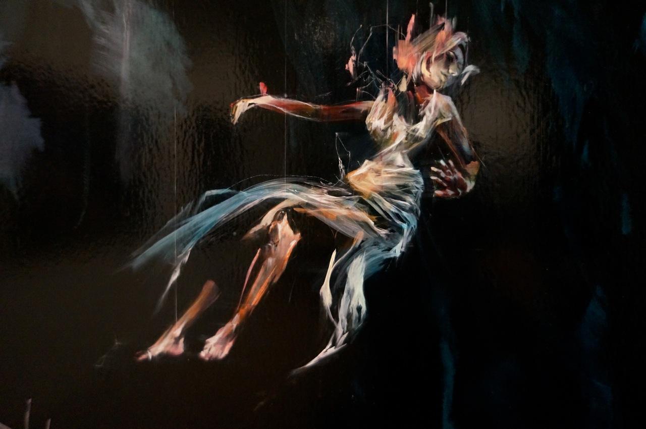 Pintura: Ian Francis