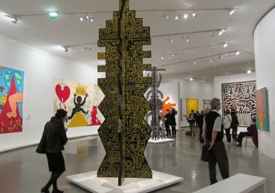 Keith Haring MAM 11 by Angelique Groh