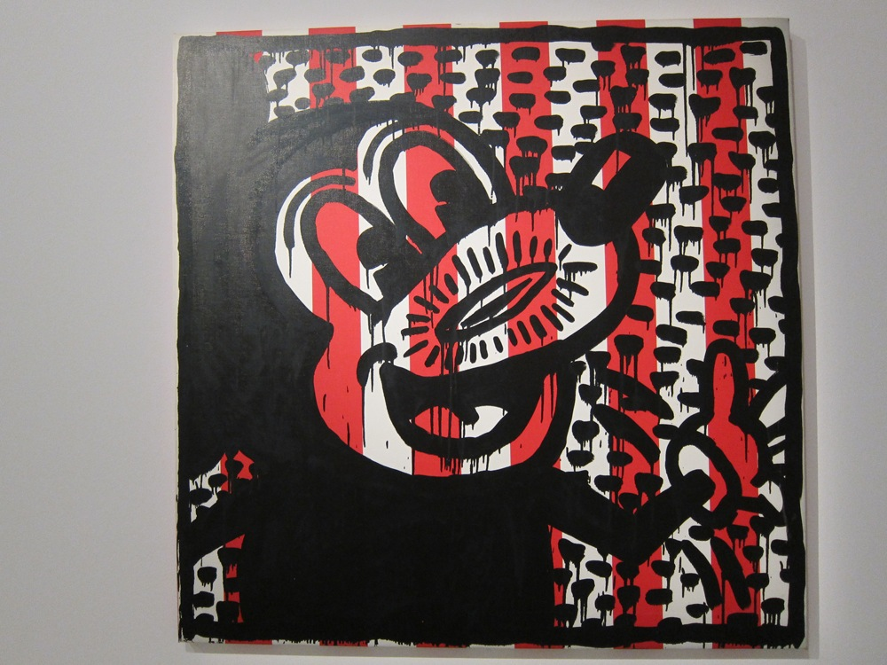 Keith Haring MAM 1 by Angelique Groh