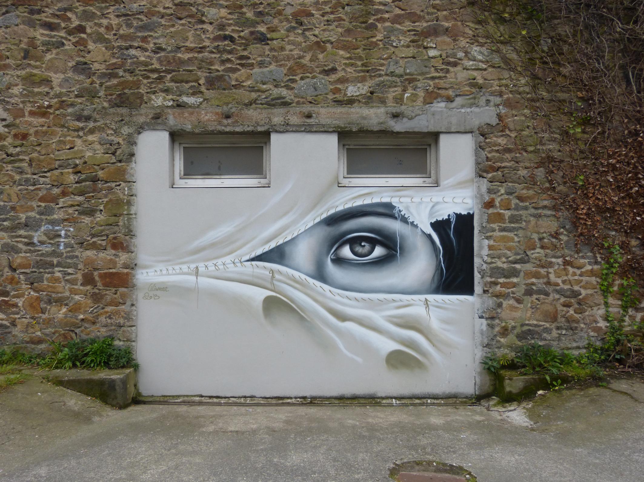 Liliwenn in Brest, France.