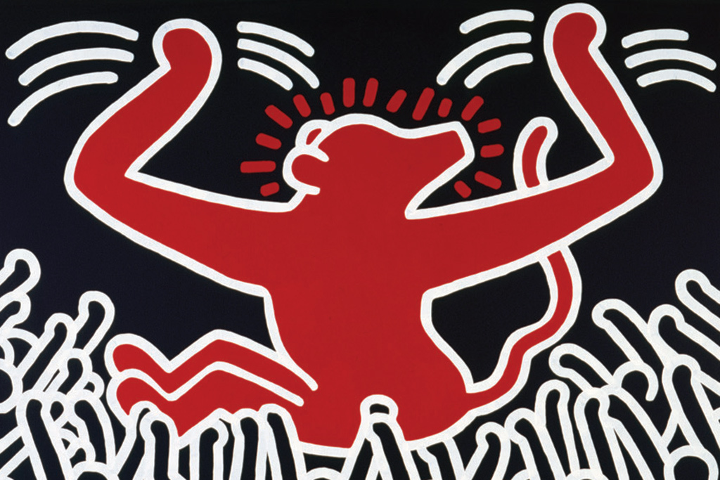 keith-haring-the-political-line-retrospective-exhibition-mam-paris-6