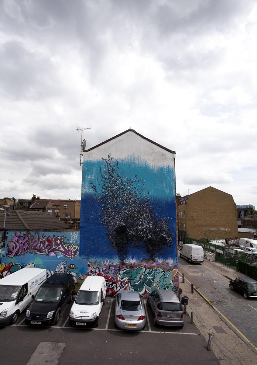 DALeast London Dare1,,2013