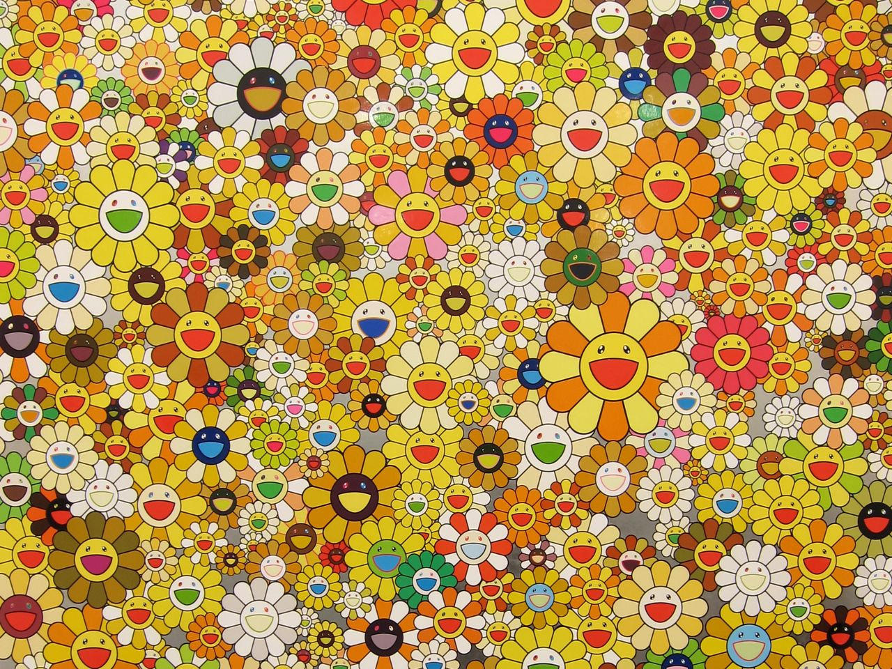 Frieze Takashi Murakami Perrotin AM 1