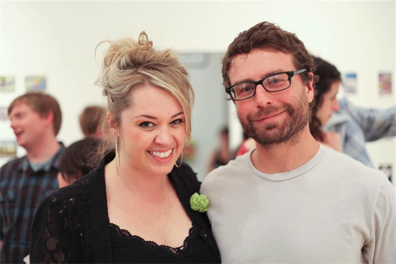 Paige Prendergast & Corey Arnold