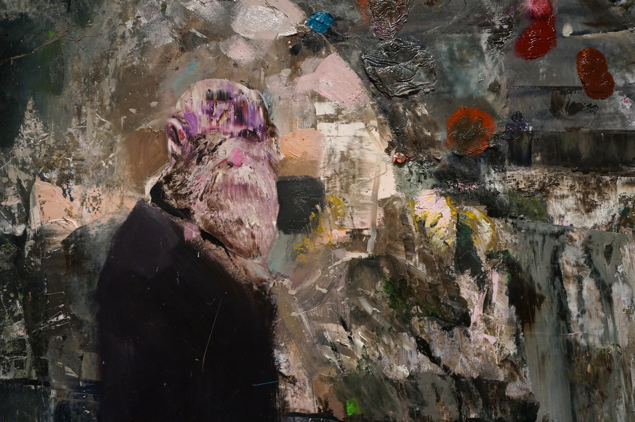 Adrian Ghenie New Paintings Pace Gallery 171 Arrested Motion