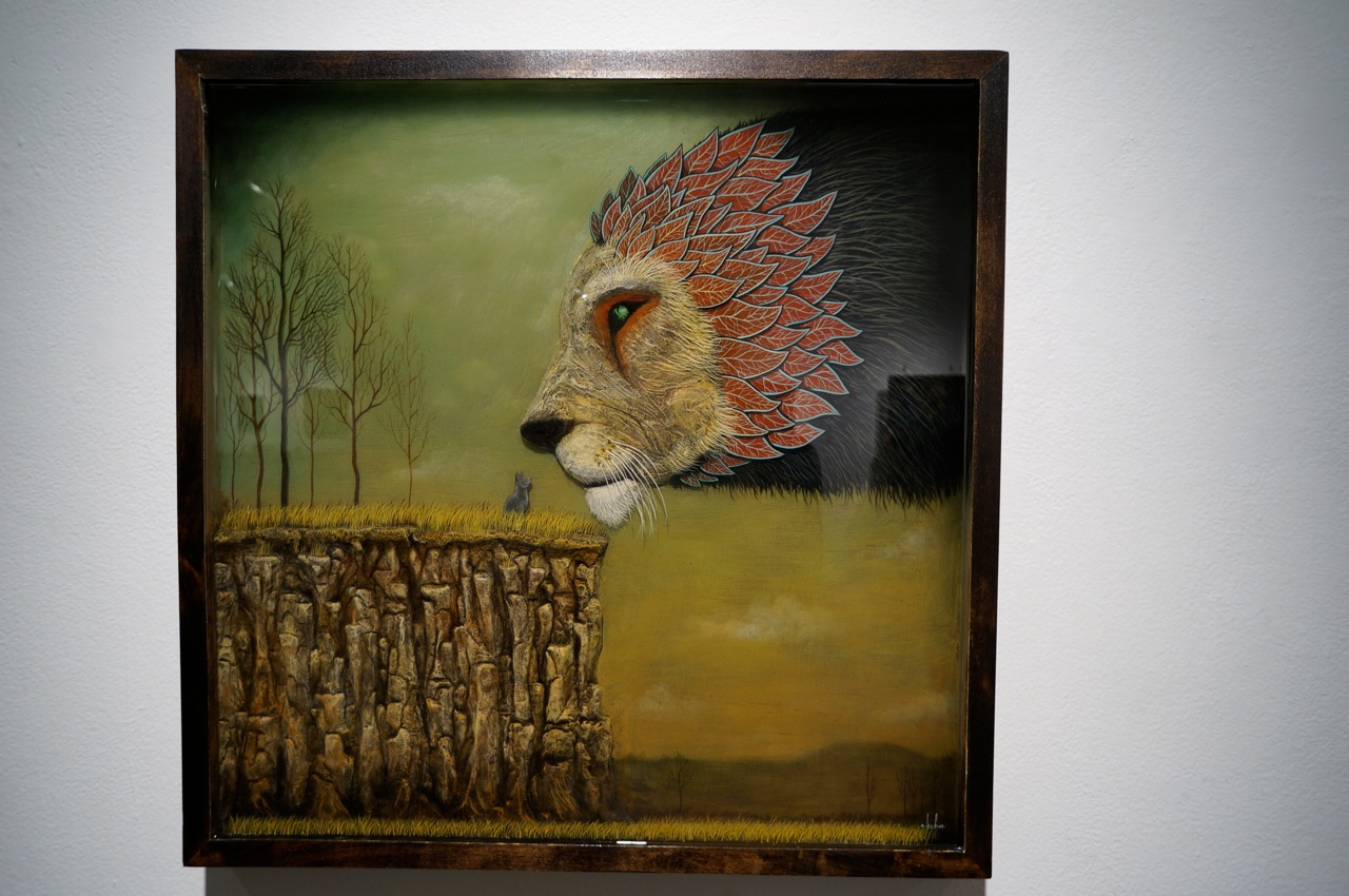 Andy Kehoe Levine AM 01