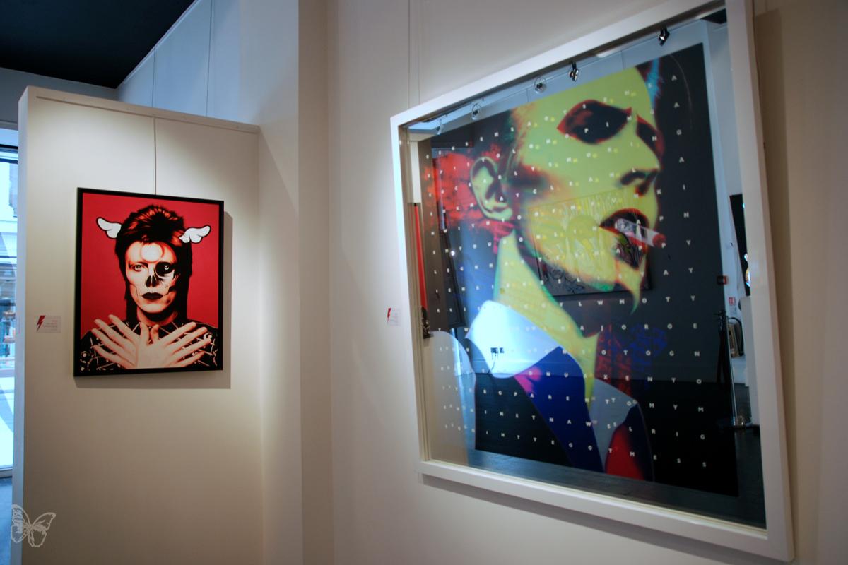 Bowie - Opera Gallery 12