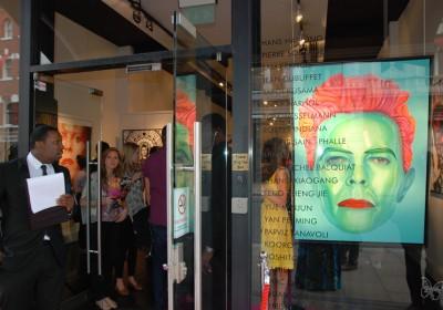 Bowie - Opera Gallery 16